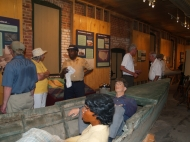 Members & Friends in The 1927 Flood Museum Greenville MS